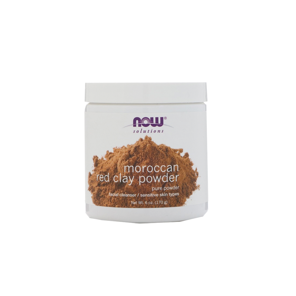 Moroccan Red Clay Powder - The Beauty Zone