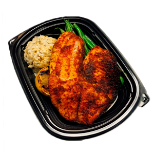 Blackened Tilapia - Naked Chef Meal Prep