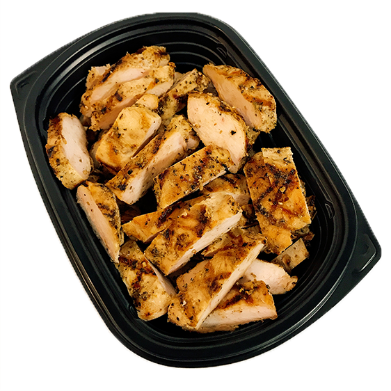 Mediterranean Chicken (1 LB Bulk) - Naked Chef Meal Prep