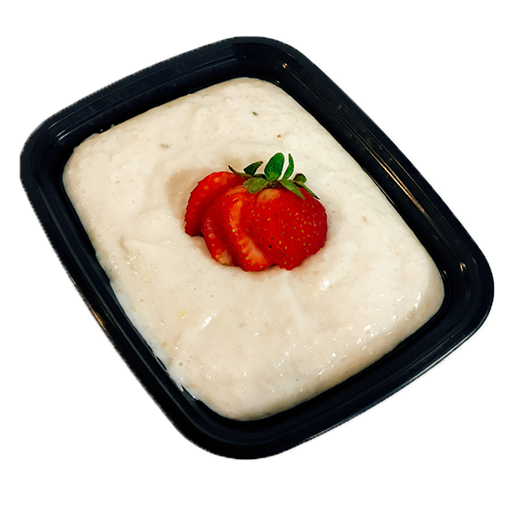 Naked Protein Pudding - Naked Chef Meal Prep