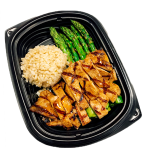 Teriyaki Chicken - Naked Chef Meal Prep