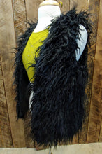 Load image into Gallery viewer, Fierce Fuzzy Statement Vest