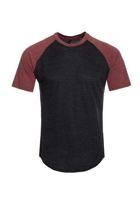 Black and Red Tee Shirt