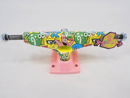 SpongeBob SquarePants 7.60 Krux Trucks