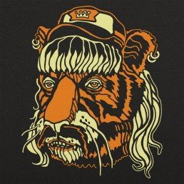 Joe Exotic Tiger Tee Shirt