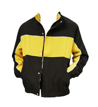 Load image into Gallery viewer, Hysteria 90s Yellow and Black Jacket