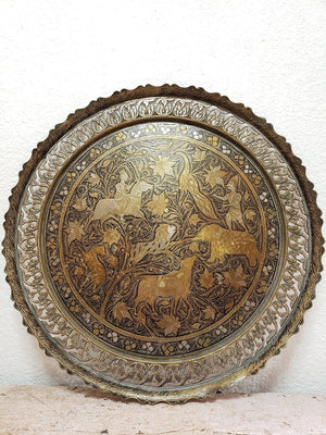 Vintage Intricate Tray