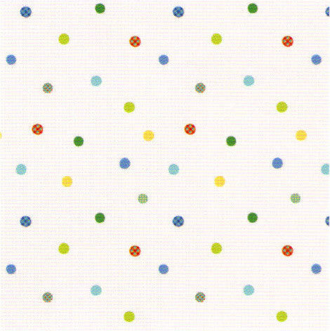 Colourful Dot Microfiber Cleaning Cloth