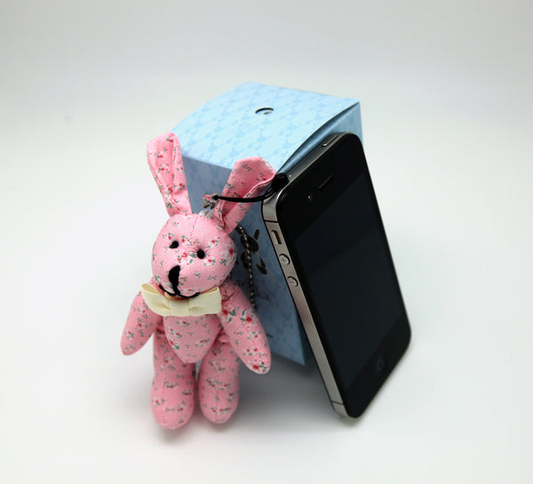 Rabbit accessory for phone