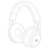 HP20 Stereo Headphones