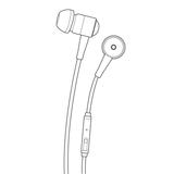 PEBM02 Stereo Earbuds