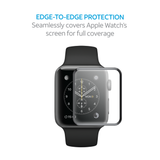 Apple Watch Edge-to-Edge Tempered Glass