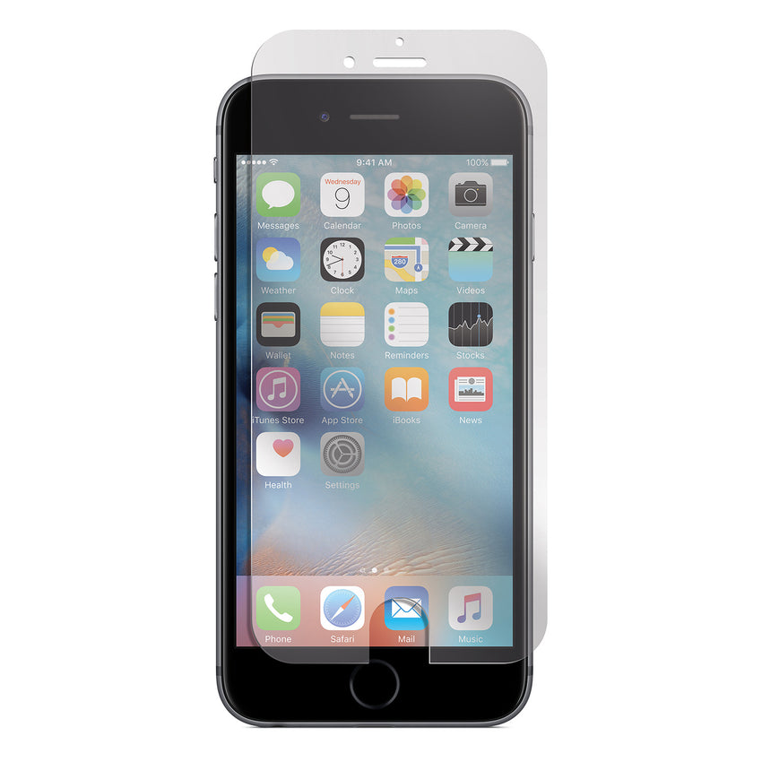 Tempered Glass Screen Protector for iPhone 6 and iPhone 6s