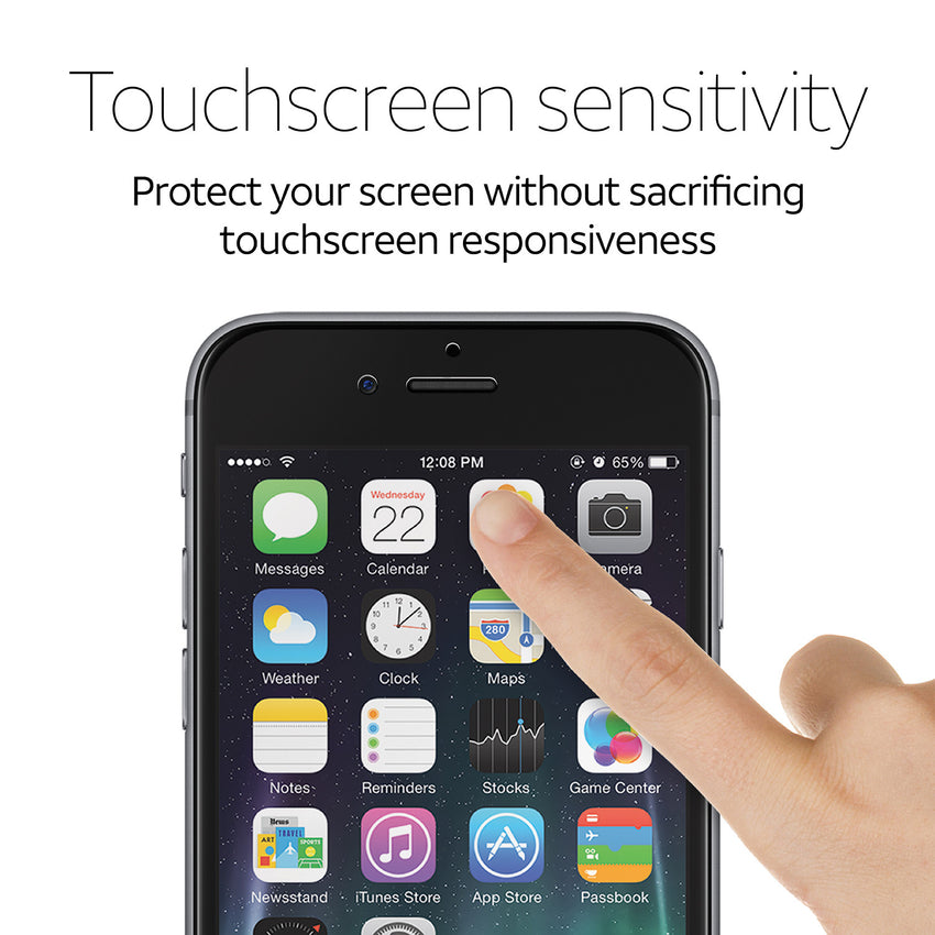 Tempered Glass Screen Protector Touch Screen sensitivity