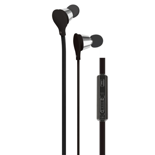 Hands free phone earbuds - headphones cable free
