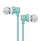 JIVE Noise Isolating Earbuds with In-line Microphone