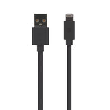 10 ft. PVC Charge & Sync Lightning Cable