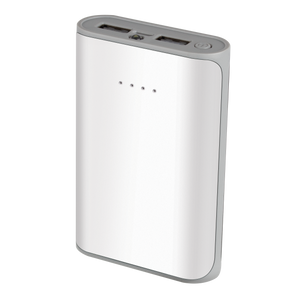 7500 mAh Portable Power Bank