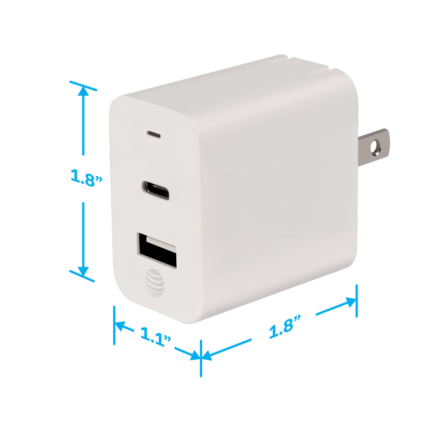 18 Watt USB TypeC Power Adapter