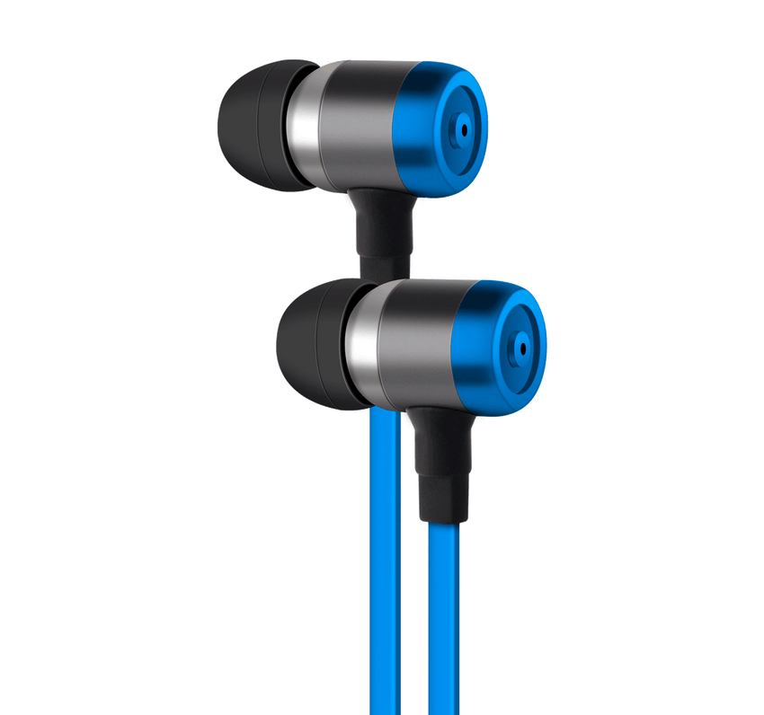 Earbuds with Built-in Mic