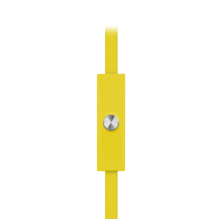 PEBM01 Yellow Microphone