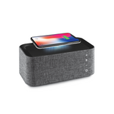 Bluetooth® Wireless Speaker with Qi Wireless Charger Pad