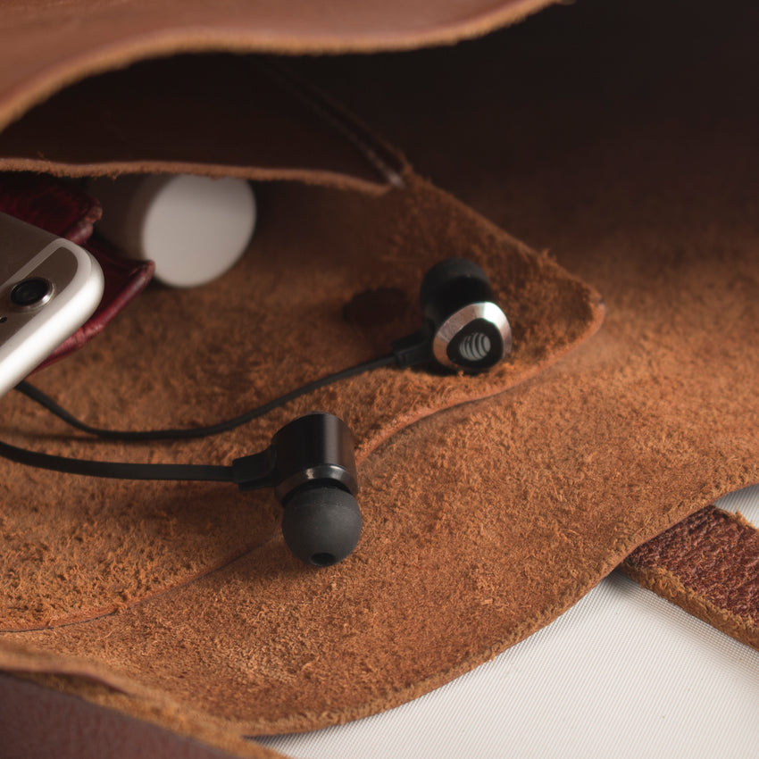 Dual-driver Premier In-ear Noise Isolating Headphones