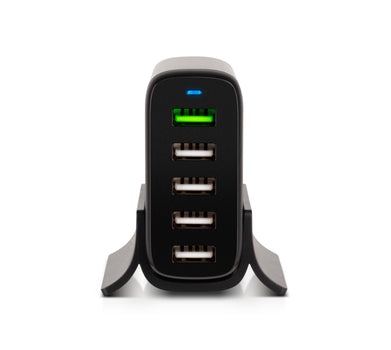 Portable USB Charging Station with 5 USB ports