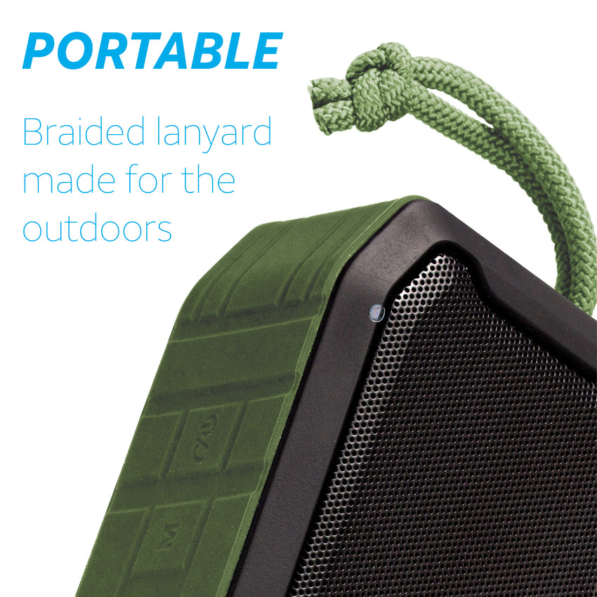 WaterProof Bluetooth® Wireless Speaker