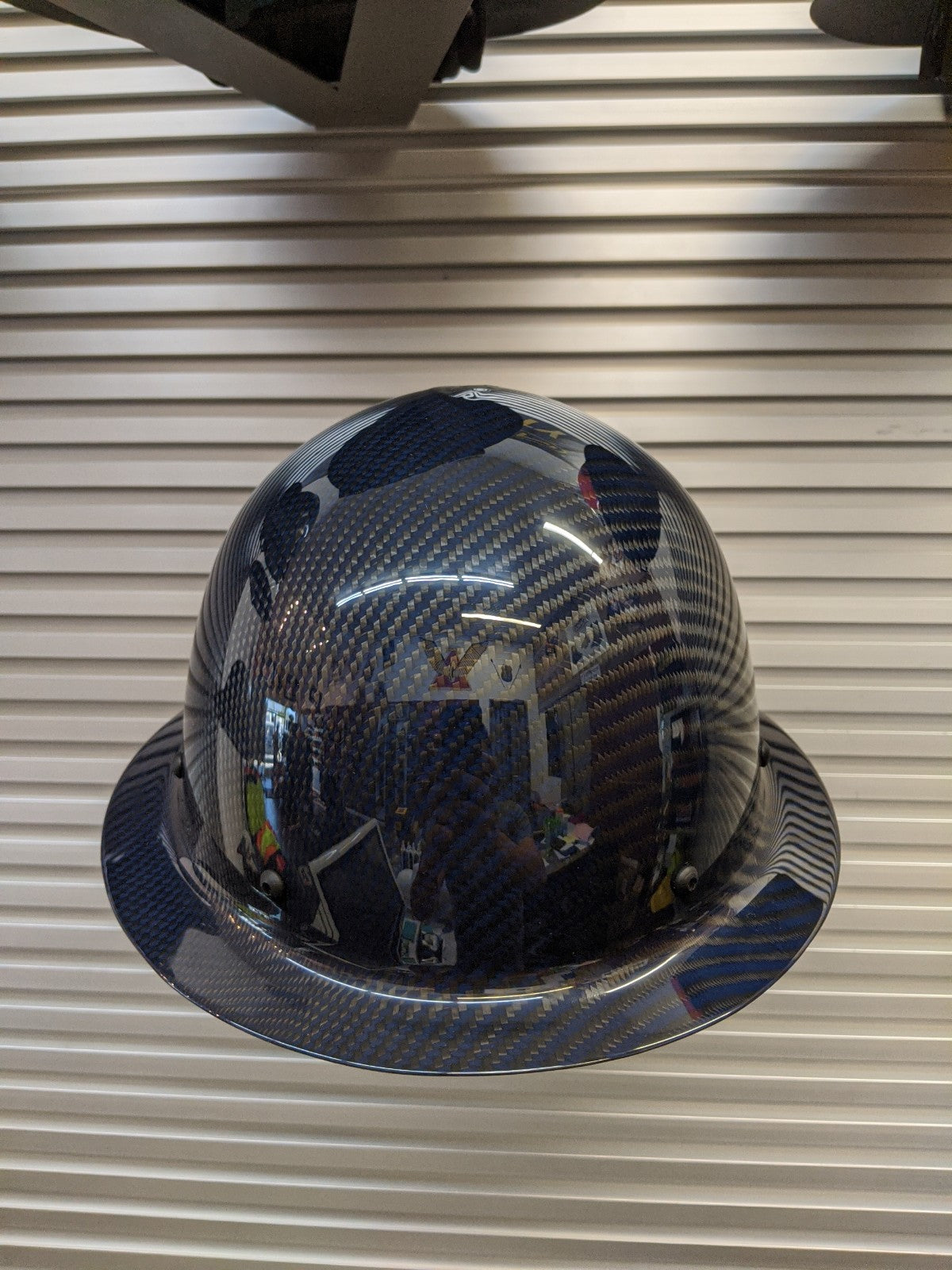 Carbon Feather Evolution Carbon Fiber Hard Hat