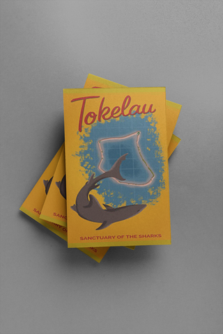 Tokelau - Post Card