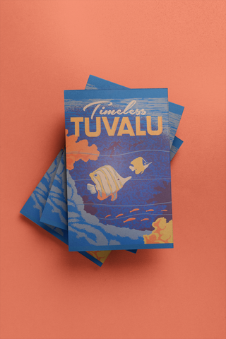 Tuvalu - Post Card