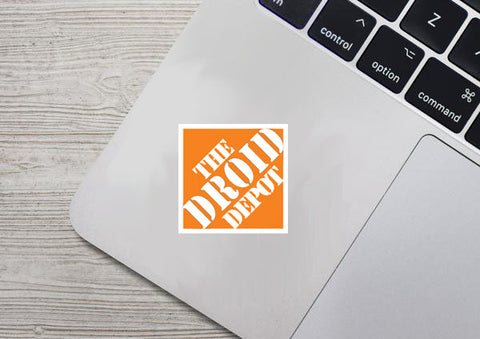 Droid Depot Sticker