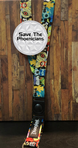 Save the Phoenicians Button