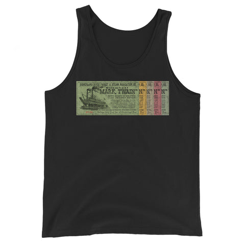 Ticket to Ride - Tank (Unisex)