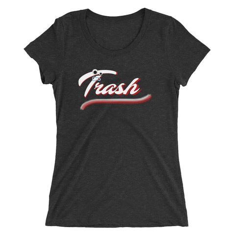 Trash (Forky) - Women's Scoop Neck