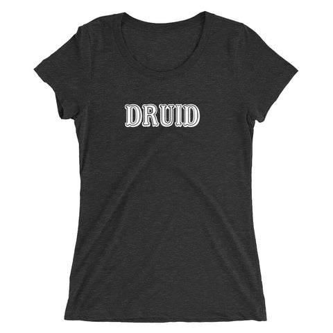 Druid Class - Women's Scoop Neck