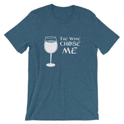 The Wine Chose Me - Classic Tee (Unisex)