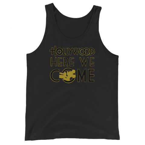 Hollywood Here We Come - Tank (Unisex)