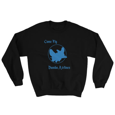 Dumbo Airlines - Crew Neck Sweater