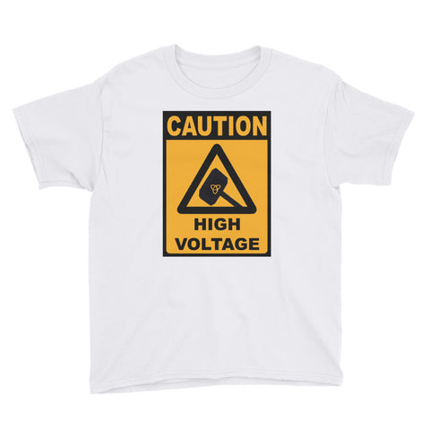 High Voltage Mjolnir - Youth Tee