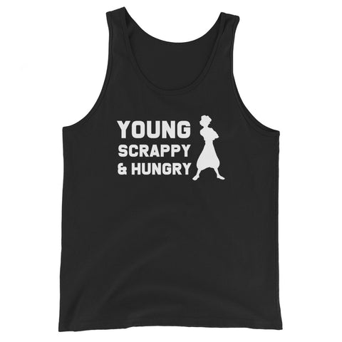 Young, Scrappy, and Hungry - Tank (Unisex)
