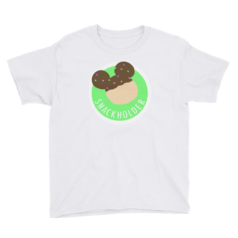 Snack Holder - Rice Krispie - Youth Tee