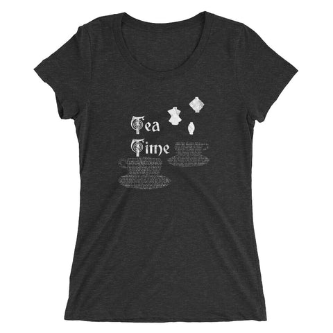 Tea Time - Women's Scoop Neck