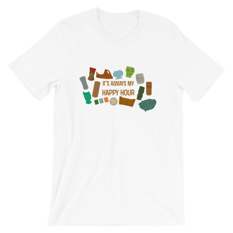 Happy Hour - Classic Tee (Unisex)