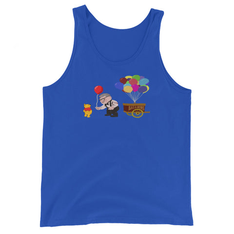 Pooh's Red Balloon - Tank (Unisex)