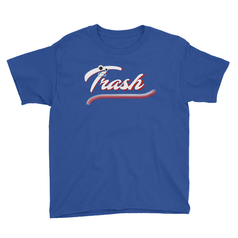 Trash (Forky) - Youth Tee