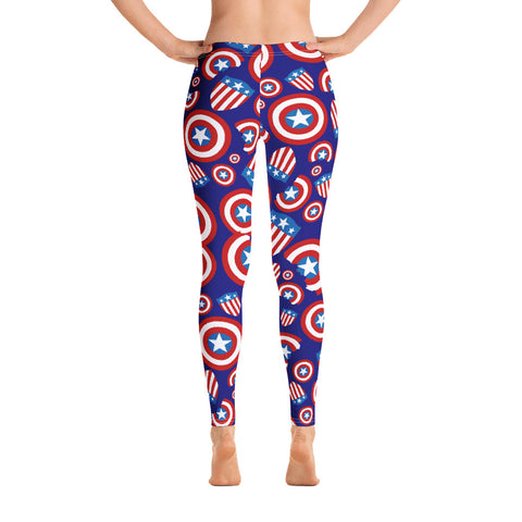America's Shield - Leggings