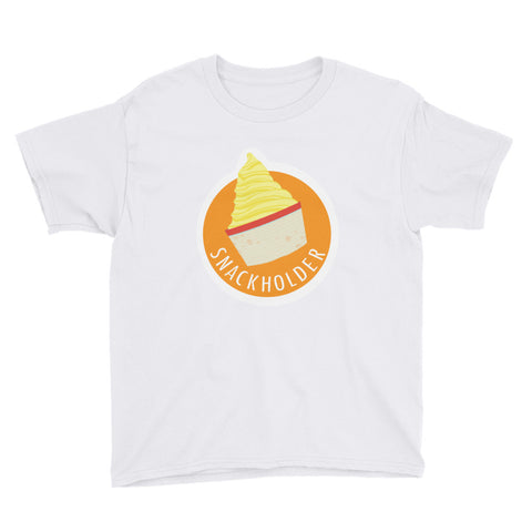 Snack Holder - Dole Whip - Youth Tee