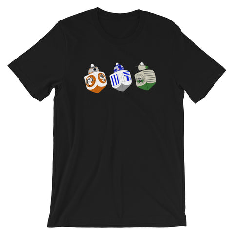Droidel, Droidel, Droidel - Classic Tee (Unisex)